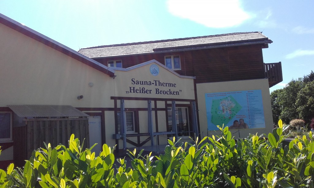 "11.07.2015 – Kristall Therme ""Heißer Brocken"" Altenau"