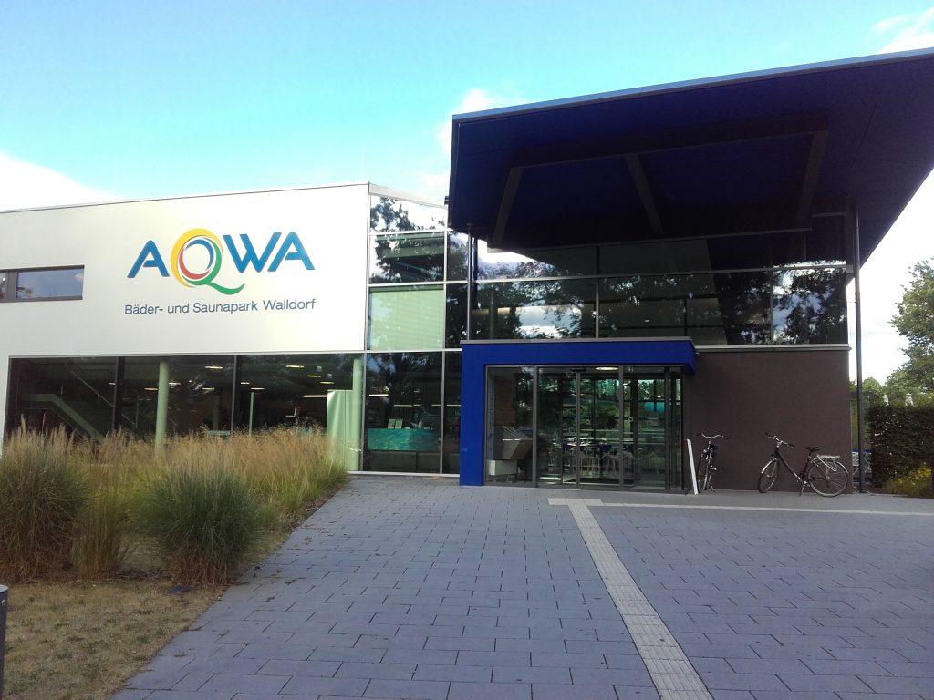 29.06.2017 – Auslandsbericht: Aqwa Bäder u. Saunapark Walldorf